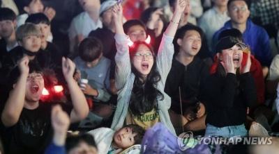 Миллионы корейцев не спали, чтобы посмотреть финал с Украиной, страна сходила с ума