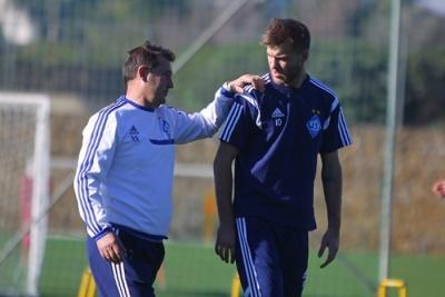 Андрей Ярмоленко: «С Раулем Рианчо после каждой игры посылали друг друга»