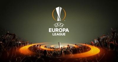 Результати жеребкування 1/2 фіналу Ліги Європи
