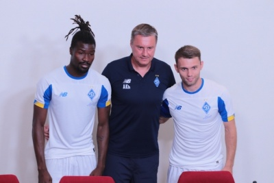 Новачки «Динамо» оцінили готовність команди до сезону