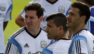Збірна Аргентини запросила за приїзд до України більше мільйона доларів