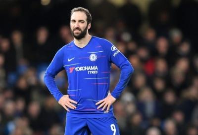 «Челси» объявил об уходе Игуаина, Кэхилла и еще троих футболистов