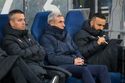 Луиш Каштру: «К матчу с «Динамо» мы будем находиться на высоком уровне»