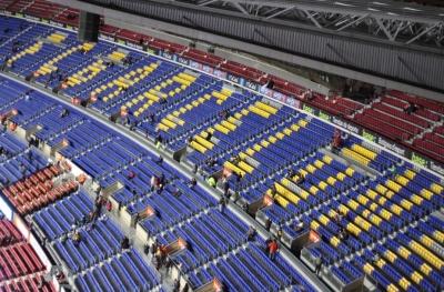 Матч «Барселона» - «Лас-Пальмас» проходить без глядачів