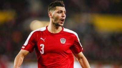 Драгович может потерять место в составе сборной Австрии из-за острого конфликта с «Байером»