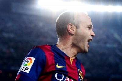Кращі гравці «Барселони», які грали разом з Андресом Іньєстою