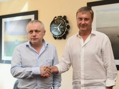 Олександр Хацкевич: «Суркіс не виплатив обумовлений бонус за перше місце у групі Ліги Європи»