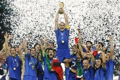 Збірна Італії - чемпіон світу-2006. Де вони зараз?