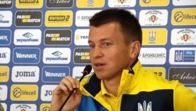 Ротань: «Сподобалось, що гравці збірної України U-21 викладались на полі»