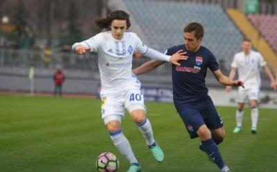 Ударний тиждень юного таланту з «Динамо»