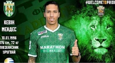 Офіційно: «Карпати» підписали гравця «Роми»