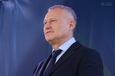 Алексей Андронов: «Григорий Суркис – не только заслуженный человек, но и в отличной форме. И если он кому-то «втащил» – значит, по делу»