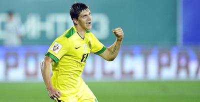 Будківський забив за «Анжі» у товариському матчі