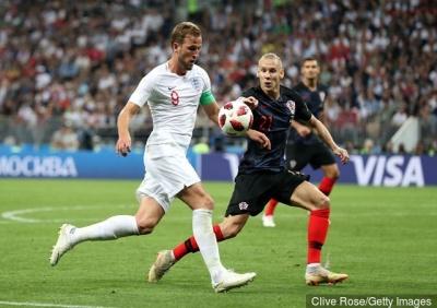 Англія - Хорватія: Віда - в основі, Піварич - в запасі. ОНЛАЙН