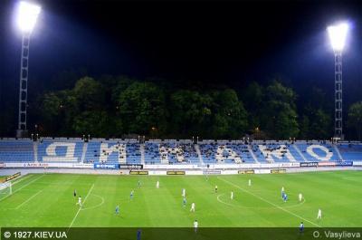 Матч ЛЄ «Зоря» - «Шарлеруа» відбудеться на «Динамо»