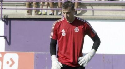 «Реал» незадоволений становищем Луніна у «Вальядоліді»
