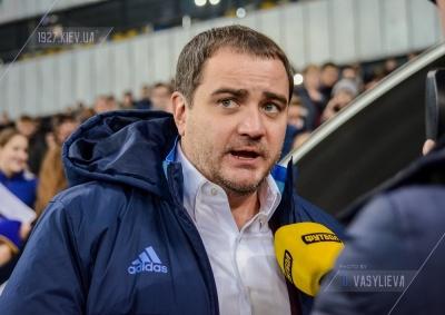 Андрій Павелко: «Верес»-«Львів»? Сподіваюся, до початку сезону все вирішиться»