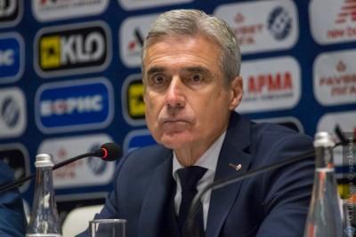 Луїш Каштру: «Матч з «Динамо»? Не переживаю про тих, хто не зіграє»