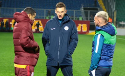 Будет ли нам не хватать Гармаша? Хавбек «Динамо» дебютировал в Турции