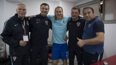 Віда оригінально відсвяткував вихід збірної Хорватії на ЧС-2018