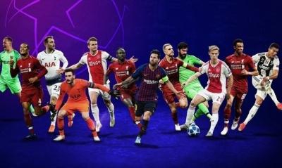В УЄФА назвали номінантів на нагороди Ліги чемпіонів 2018/19
