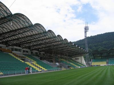 На матч «Жиліна» - «Ворскла» можна потрапити за 1 євро