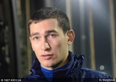 Тарас Степаненко: «Підказав арбітру в моменті, коли Кендзьора зіграв рукою»