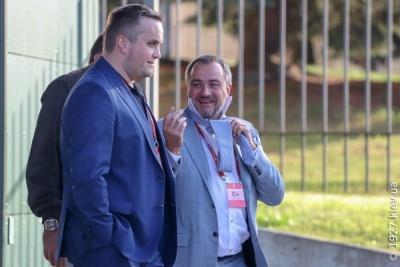 У ФФУ/УАФ прокоментували чутки про бійку на НСК «Олімпійський»