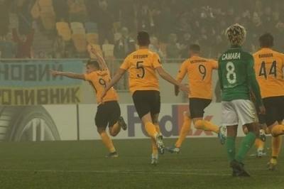 «Александрия» стала 6-м украинским клубом, отыгравшим два гола в еврокубках