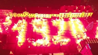 Польські фанати «запалили» місто, святкуючи ювілей місцевого клубу – кадри перехоплюють подих