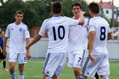 Чемпіонат U-19. «Чорноморець» – «Динамо» – 1:2