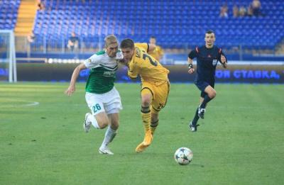 Бєсєдін не зіграє проти «Динамо»