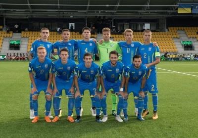 U-19: юнацька збірна України в очікуванні півфінального поєдинку Євро-2018