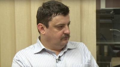 Андрій Шахов: «Попередня блазнівська емблема цієї федерації більше підходила, ніж нинішня»