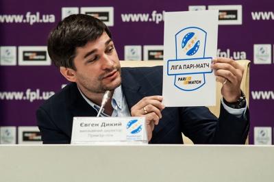 Євген Дикий: «Можливо, перший матч другого кола «Олімпік» зіграє на «Арені Львів»