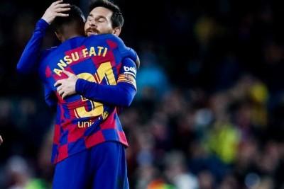 «Барселона» відмовилась продавати Фаті за 100 мільйонів євро