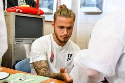 «Заря» перед матчем с «Динамо» прошла тестирование на коронавирус. Все результаты — отрицательные