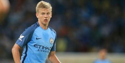 Зінченко розповів про своє майбутнє в «Манчестер Сіті»