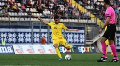 Голи трьох динамівців допомогли збірній України U-21 розгромити Мальту у відборі на Євро-2021