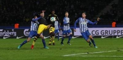 Німецькі ЗМІ: «Пенальті на Ярмоленку швидше був, ніж не був»