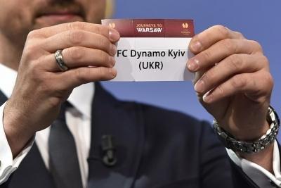 Сьогодні «Динамо» дізнається суперника в 1/16 фіналу Ліги Європи