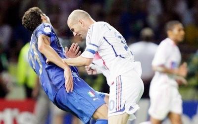 «Я б також йому врізав». Фінал чемпіонату світу-2006: фатальний удар Зідана і найкращий матч у житті Матерацці