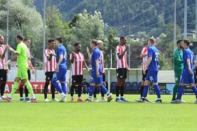 «Динамо» в Австрії: цифрові підсумки літнього збору 2019/20
