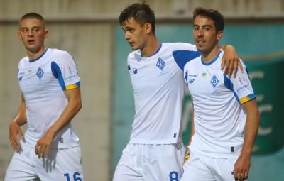 Двое основных игроков «Динамо» пропустят матч с «Шахтером»