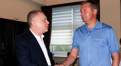 Циганик розповів, чому не відбулася зустріч Суркіса з Хацкевичем