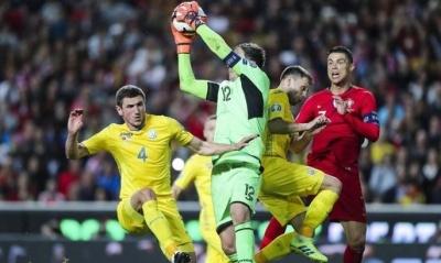 Андрей Пятов - о Роналду, матче с Португалией и принципах подготовки к играм