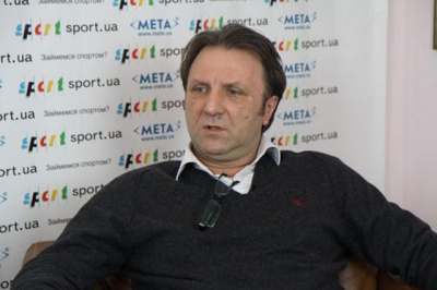 В'ячеслав Заховайло: «Замість Сидорчука я б поставив Степаненка»