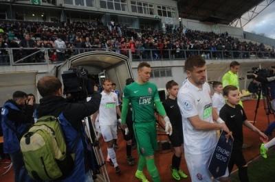 Ігор Левченко: «Динамівці діяли по результату. Без паніки і метушні»