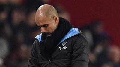 The Telegraph: у Зінченка в «Манчестер Сіті» влітку може помінятися тренер. Пеп йде?