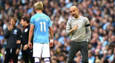 «Манчестер Сіті» підшукав сенсаційну альтернативу Зінченку